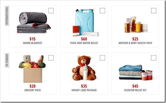 Red Cross Canada_Survival Kit_ detail_ Giving Gifts 2017