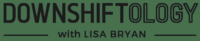 Downshiftology Logo