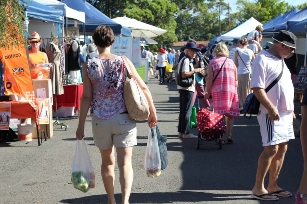 french's forest - best farmer's markets in Sydney