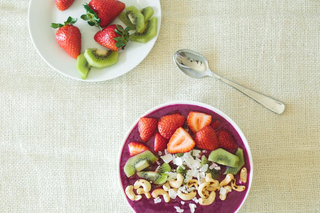 pitaya smoothie bowl