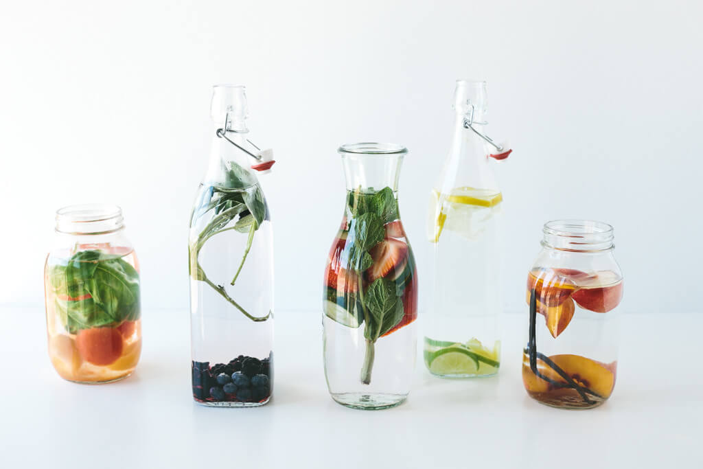 how to make infused water