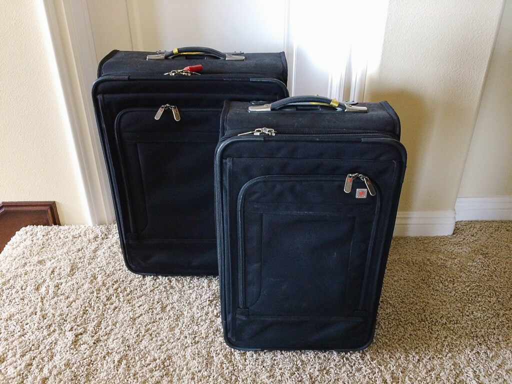 travel luggage recommendations