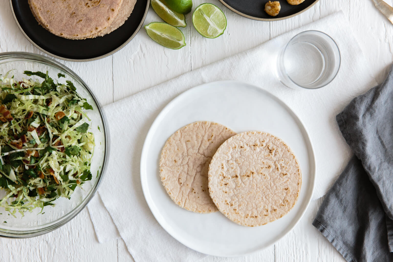 How to make cassava flour tortillas (plus an easy step-by-step video tutorial!). These tortillas are gluten-free, grain-free and paleo-friendly.
