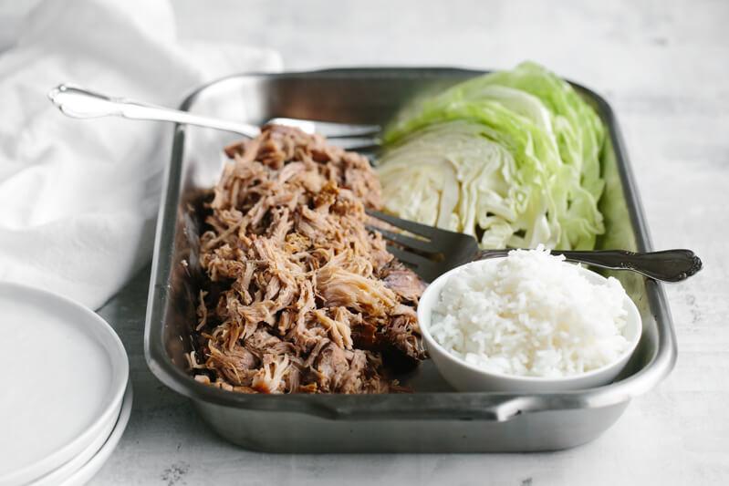 Easy Kalua Pork Recipe (Slow Cooker) |Little Family Adventure ...