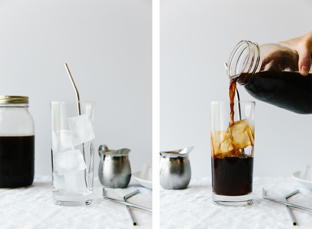 Cold brew coffee is amazingly simple to make at home. With my tips (and quick little video) you'll have the perfect cup - and never have to buy it again.