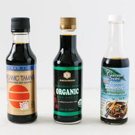 Tamari is a great gluten-free soy sauce alternative. But what is tamari? And how does it differ from soy sauce and coconut aminos. Let me explain.