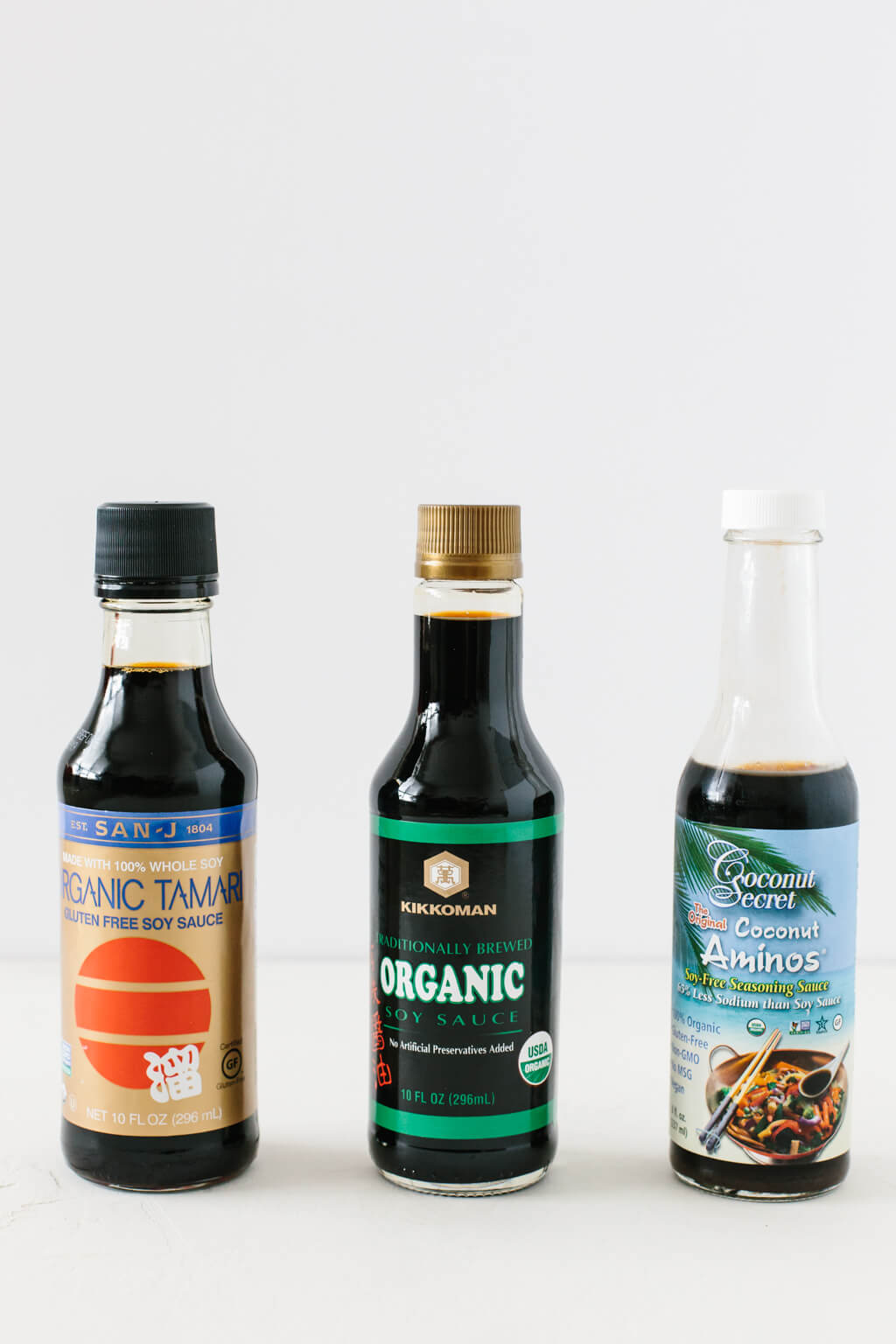 soy sauce on paleo diet?