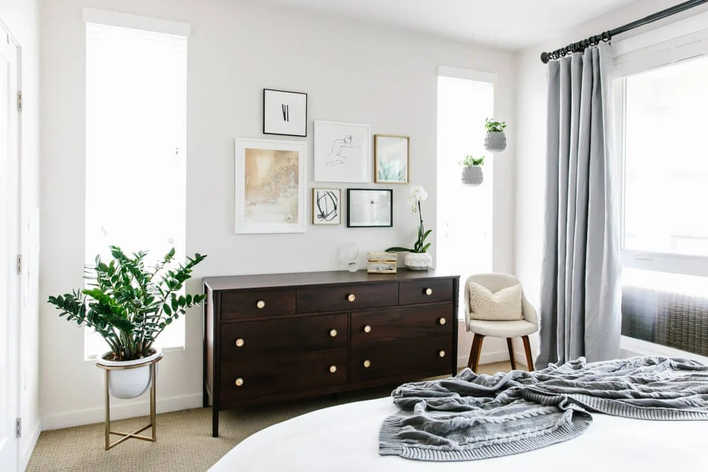 charming minimalist bedroom design | My Modern and Minimalist Bedroom Design with Havenly ...