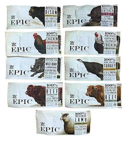 Whole30 Snacks On The Go: Epic Bars