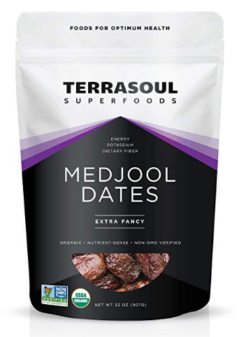 Whole30 Snacks on Amazon: Medjool Dates
