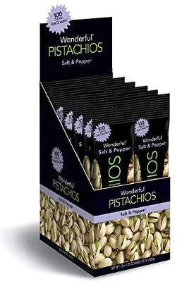 Whole30 Snacks: Pistachios