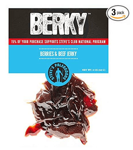 Whole30 Snacks: Steve's Paleo Jerky