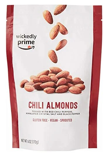 Whole30 Snacks: Sprouted Almonds