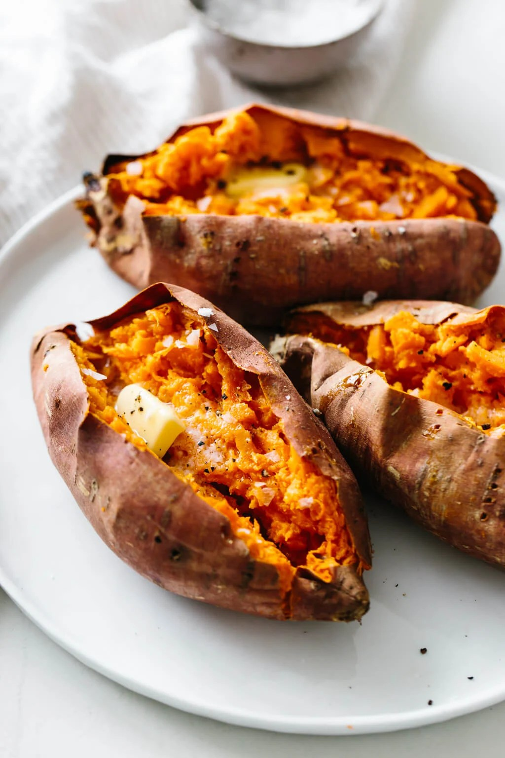 Baked Sweet Potato How To Bake Perfectly Downshiftology