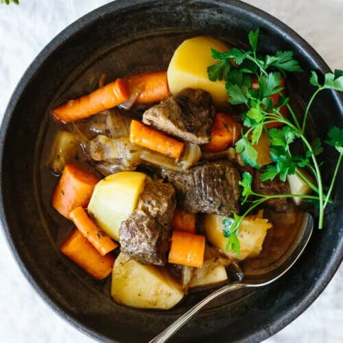 Irish Lamb Stew Downshiftology