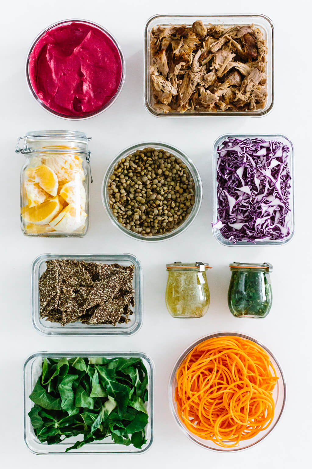 Meal prep for winter with hearty, nourishing and healthy recipes.
