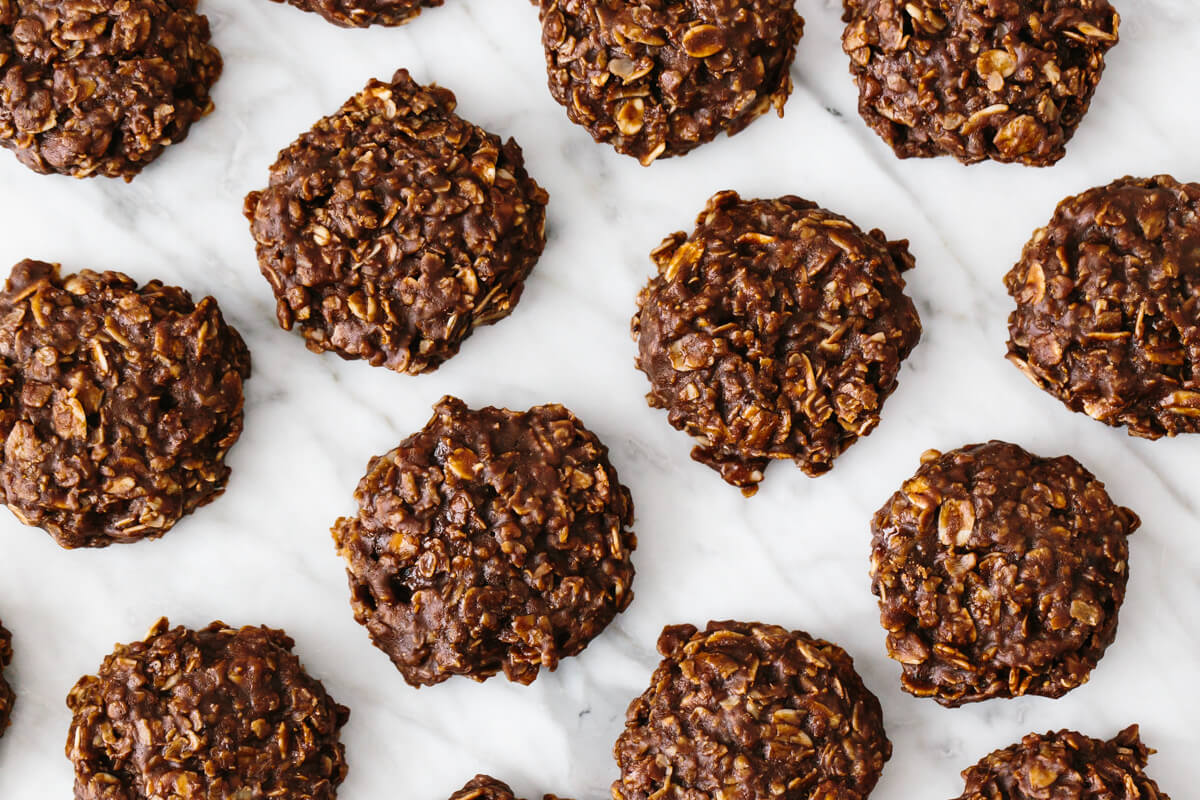 No Bake Cookies Foolproof With Tips Downshiftology