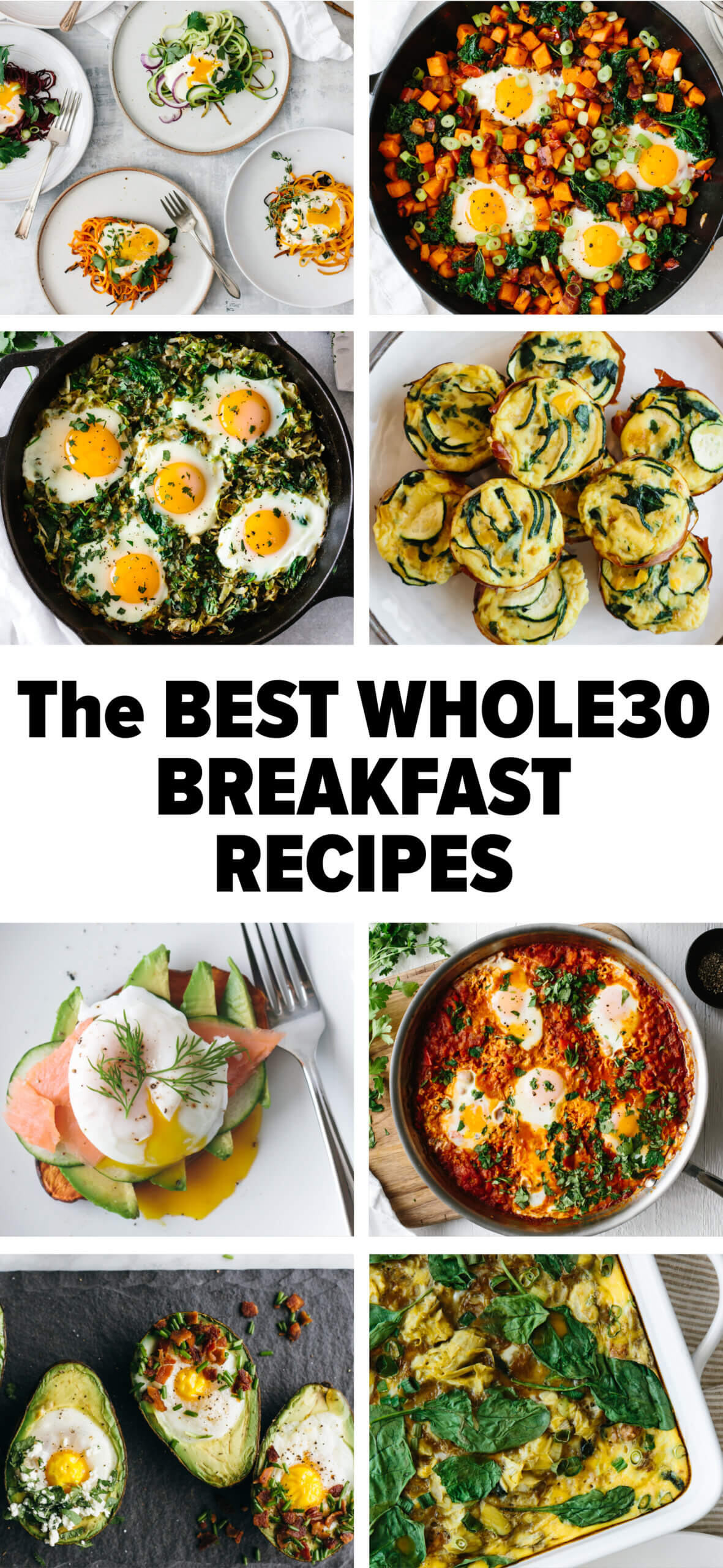 9+ Healthy Whole9 Breakfast Recipes  Downshiftology