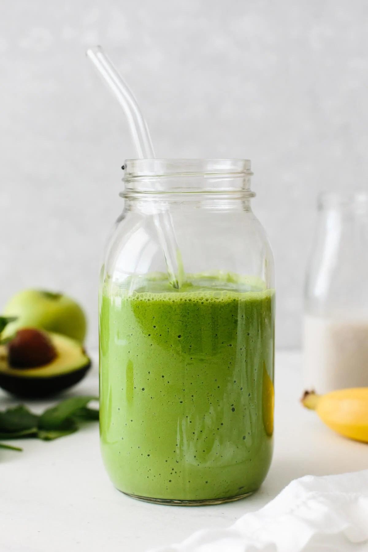 Best Green Smoothie Recipe