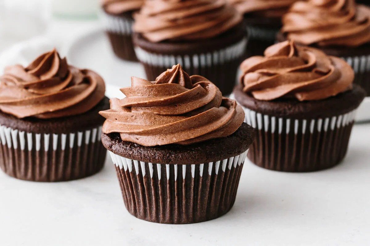 Paleo Chocolate Cupcakes Gluten Free Dairy Free Downshiftology