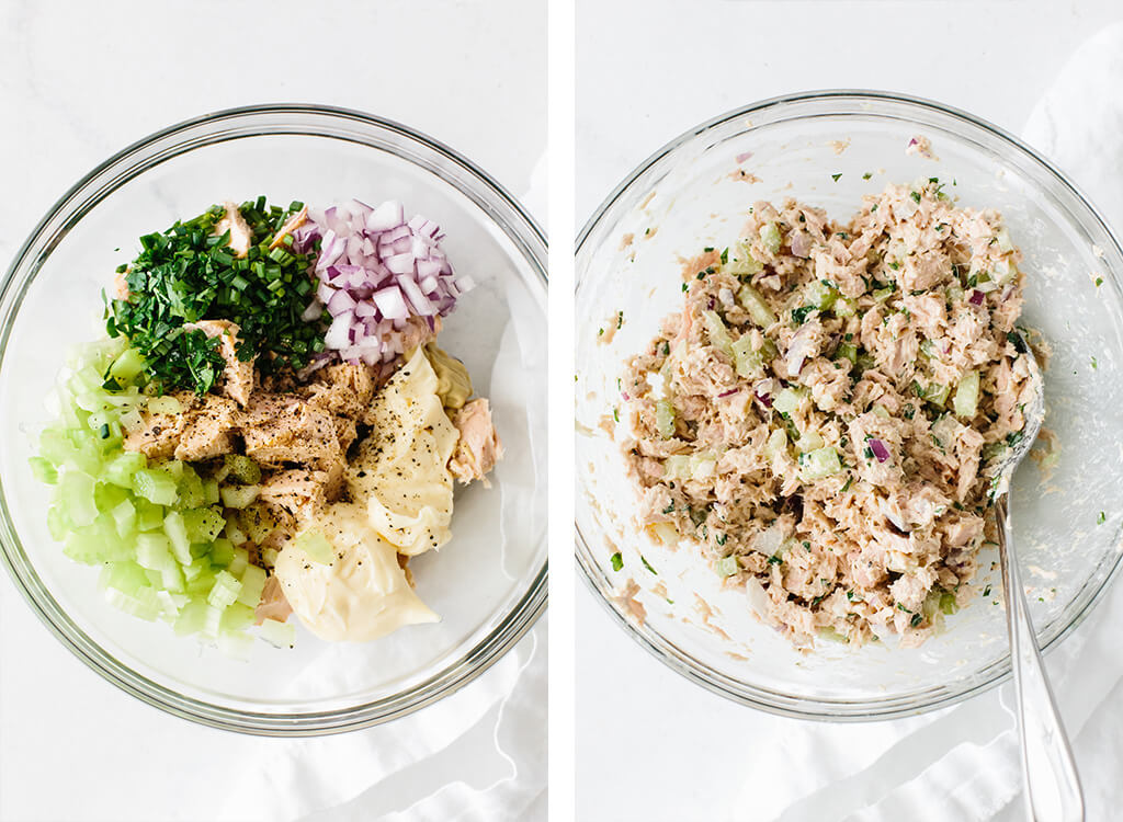 Best Tuna Salad Recipe Easy Healthy Downshiftology