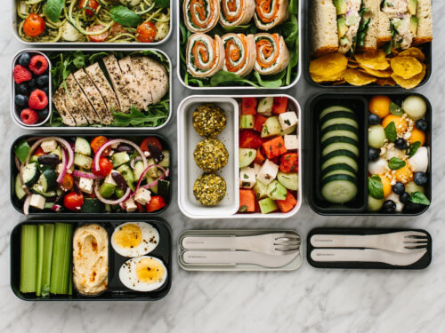 Bento Box Lunch Ideas (For School or Work)