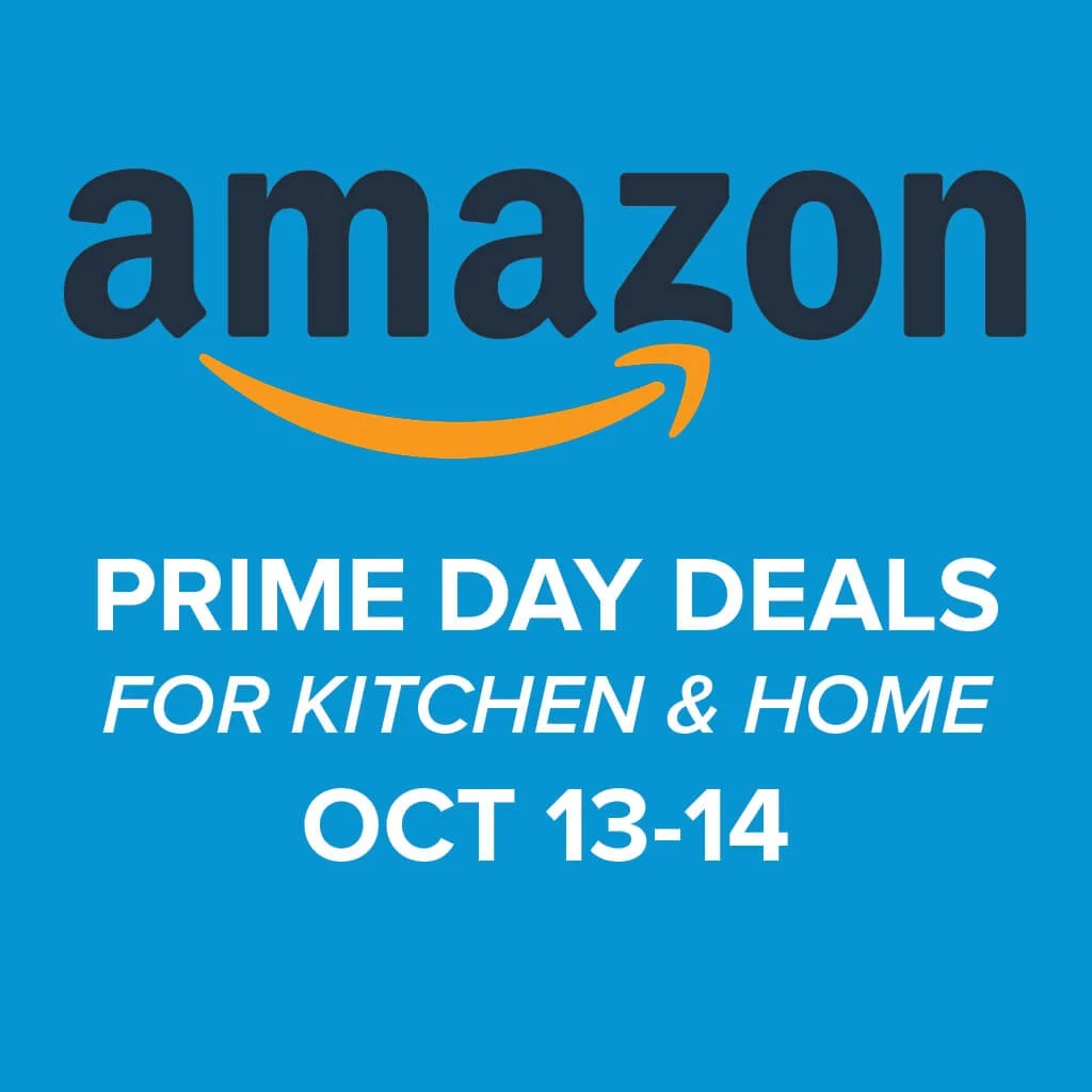 A graphic to announce Amazon Prime Day Deals 2020 with the date.