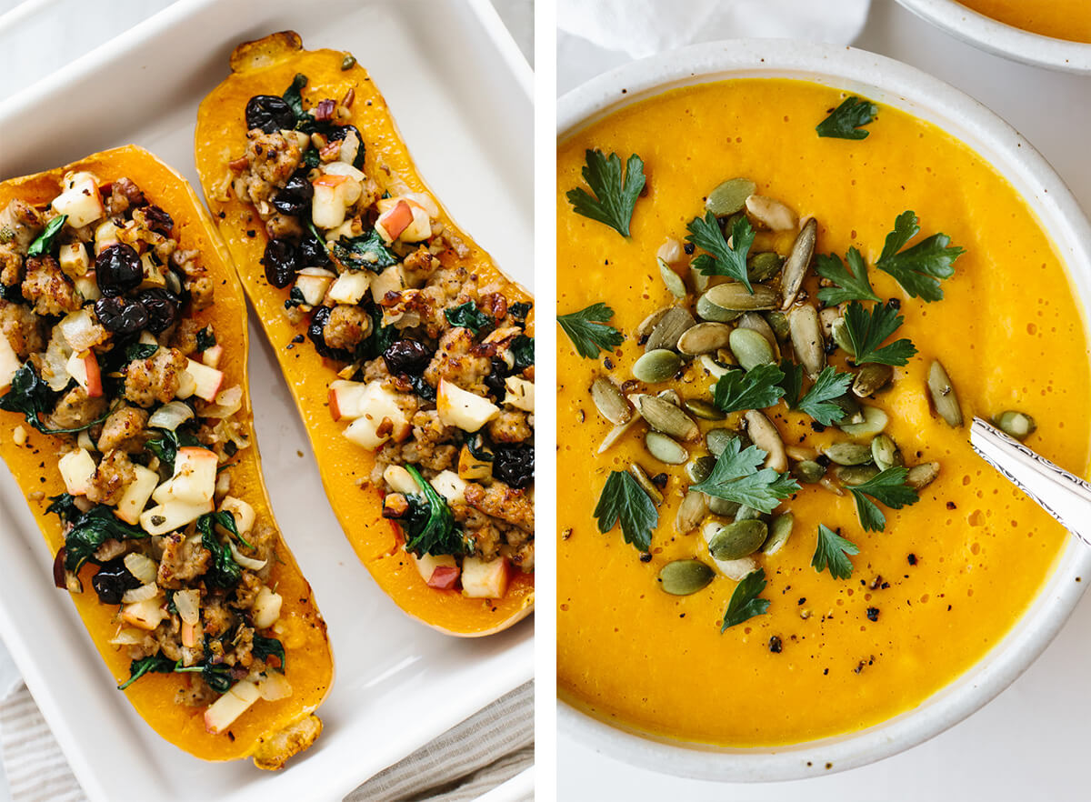 5 Easy Butternut Squash Recipes Downshiftology
