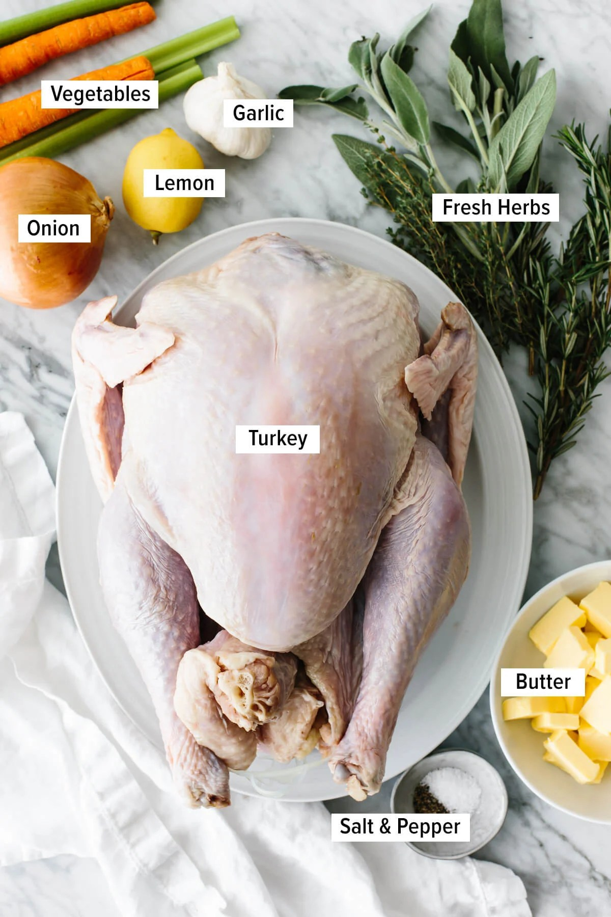 Easy Thanksgiving Turkey Recipe Downshiftology