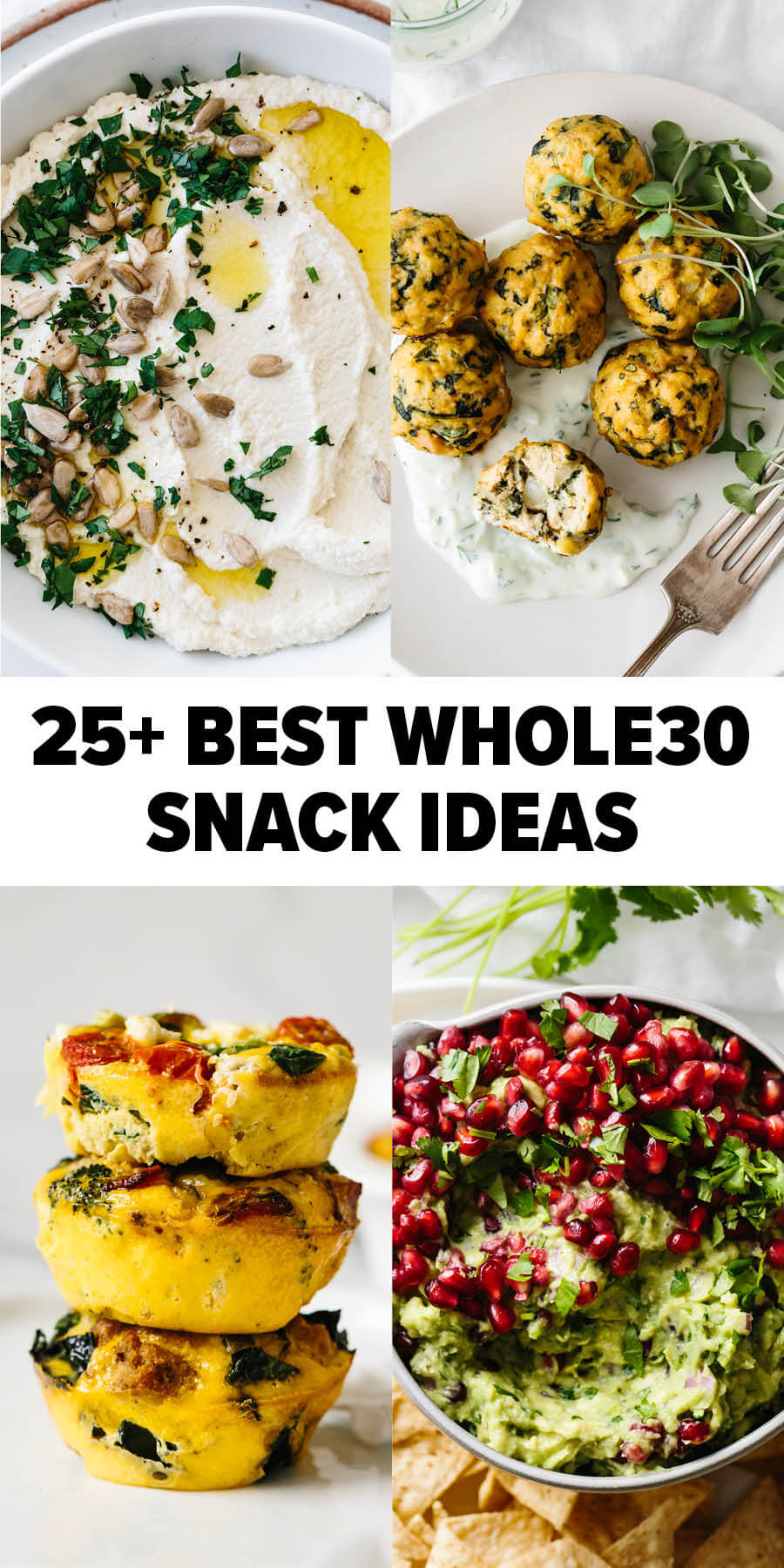 Best whole30 snack ideas.