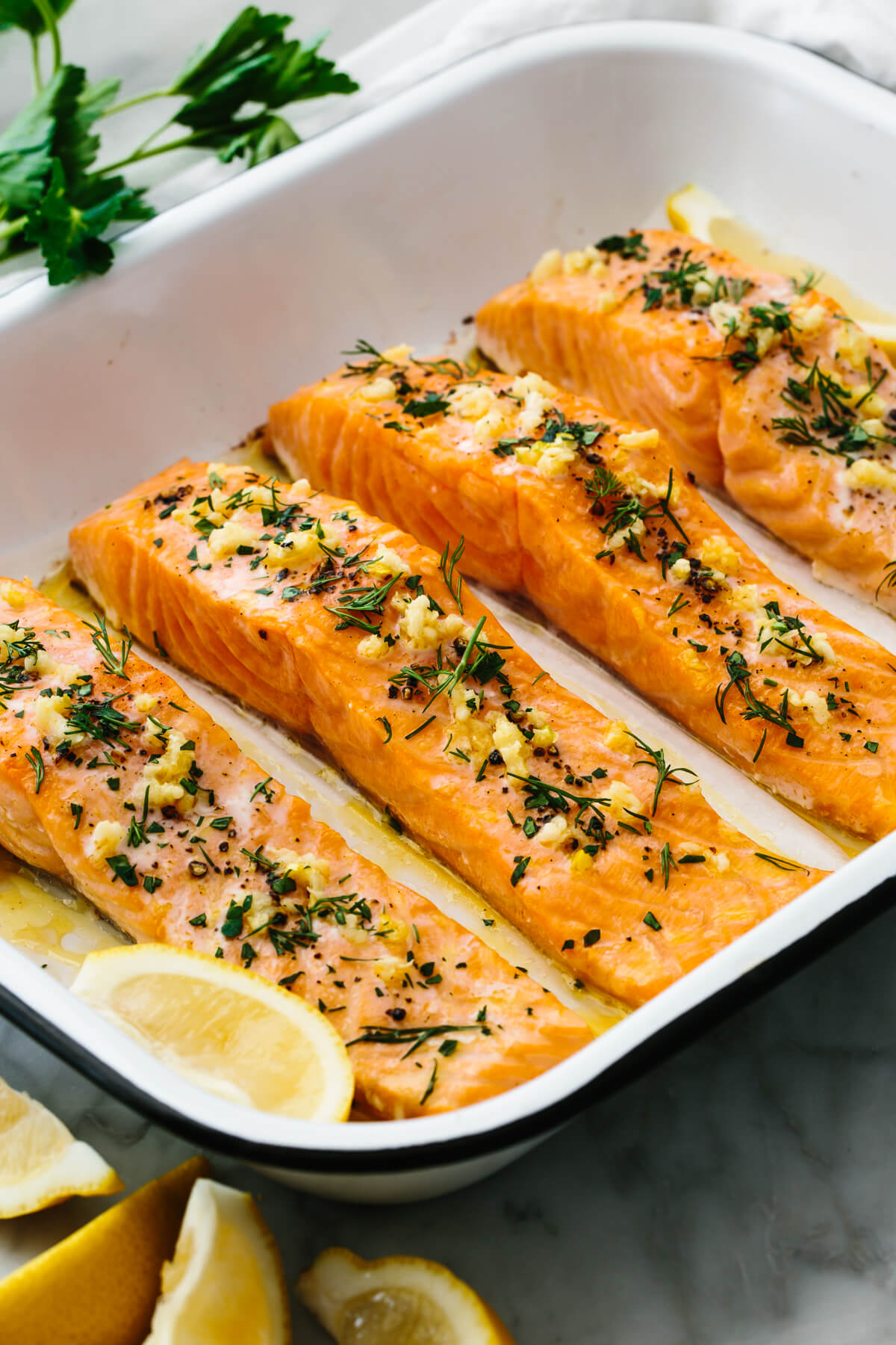Best Baked Salmon Downshiftology