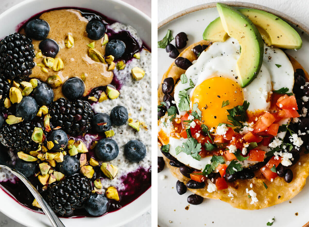 12+ Best Healthy Breakfast Ideas