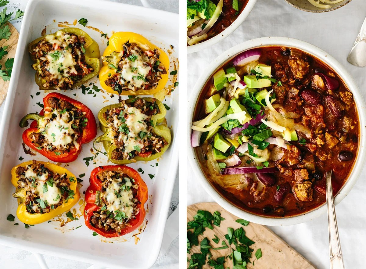 Freezer meal prep recipes