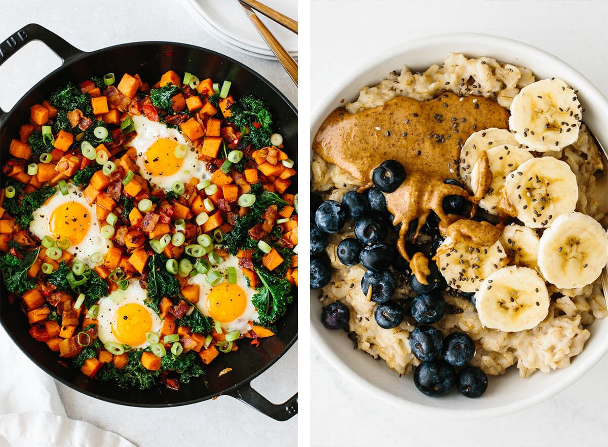 Vegetarian easy breakfast recipes