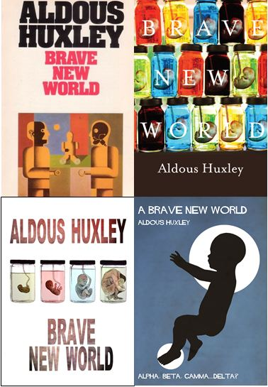 """a book analysis of brave new world by aldous huxley Brave new world: a critical analysis  """"o brave new world, that has such people in't""""  this quote truly embodied the voice and message of aldous huxley shining through one of the characters where it is said that regardless of your social standing in the world, we."""