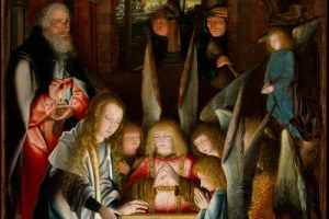 Down syndrome diagnosis at the Adoration of the Christ Child