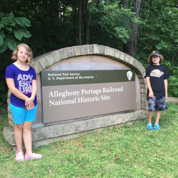 Allegheny Portage RR