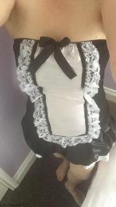 French maid dress