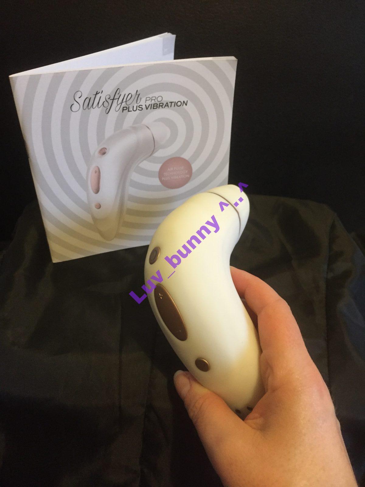 Satisfyer's Succubuzz; the Satisfyer Pro Plus Vibration