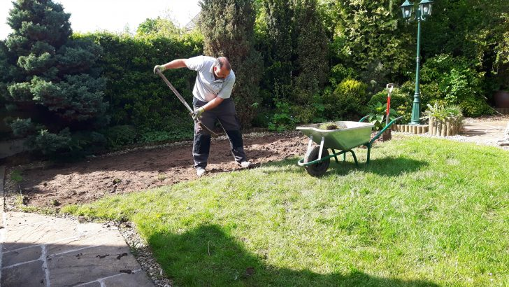 Lawn Removal & Gravelling in Heanor
