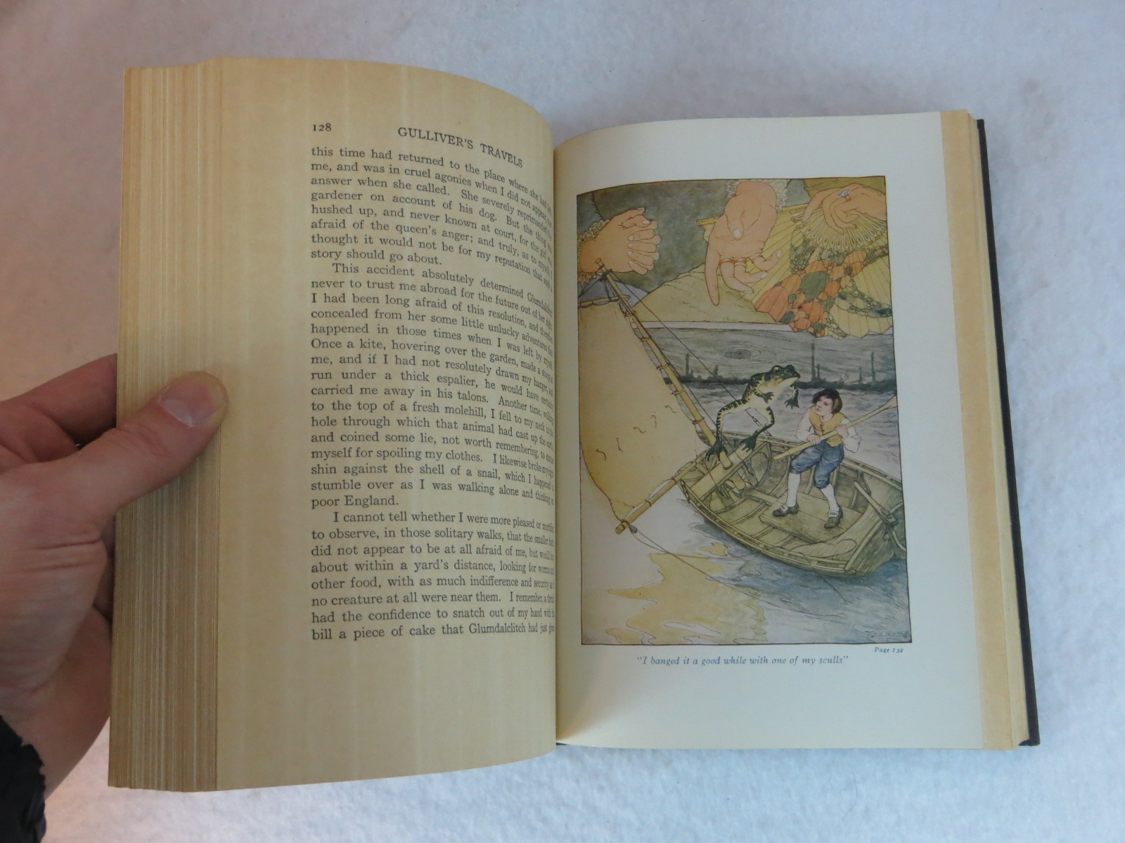Jonathan Swift Milo Winter Gulliver S Travels Windermere