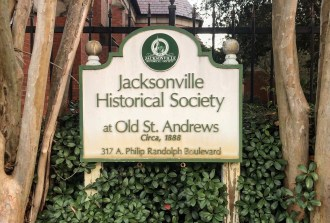 Jacksonville Historical Society At Old St Andrews - 02