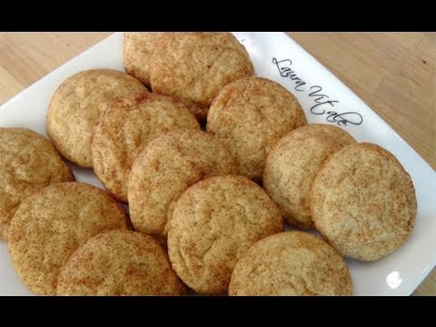 How to Make Snickerdoodles - Cookie Recipe by Laura Vitale Laura ...