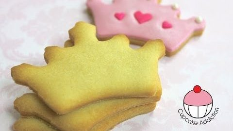 VANILLA SUGAR COOKIE RECIPE! For Perfect Decorated Cookies Every Time – by Cupcake Addiction