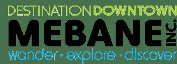 Logo for Destination Downtown Mebane, Inc.