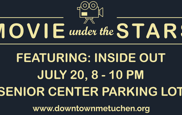 Movie Under The Stars: Inside Out