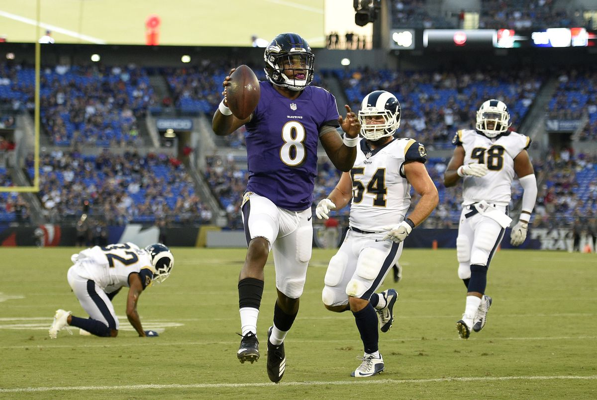 Scouting The Los Angeles Rams 2019 Opponents Baltimore