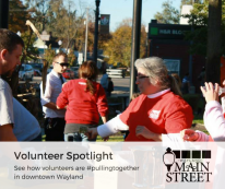 Brenda - Volunteer Spotlight