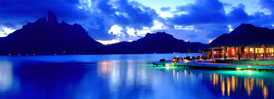 Tahiti Bungalow Vacation Packages