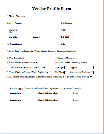 Client Profile Template Word. Ex Le Welder Resume Template